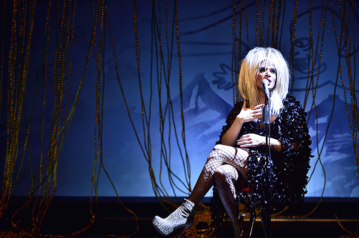 Hedwig and the Angry Inch Riccardo Greco © Patrick Pfeiffer