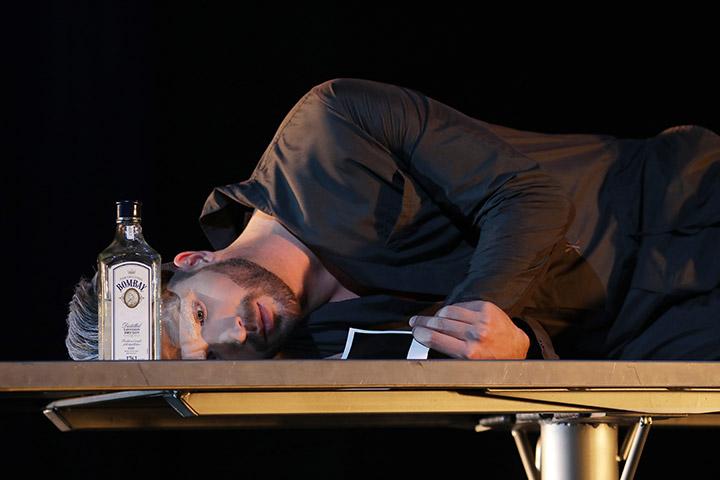 Lazarus  Riccardo Greco © Reinhard Winkler