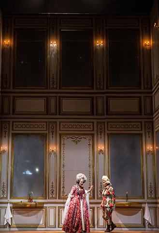 La clemenza di Tito  Brigitte Geller, Jessica Eccleston © Sakher Almonem