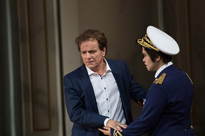 La clemenza di Tito  Hans Schöpflin, Jessica Eccleston © Sakher Almonem