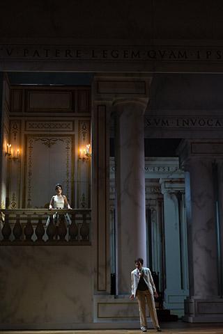 La clemenza di Tito  Theresa Grabner, Florence Losseau © Sakher Almonem