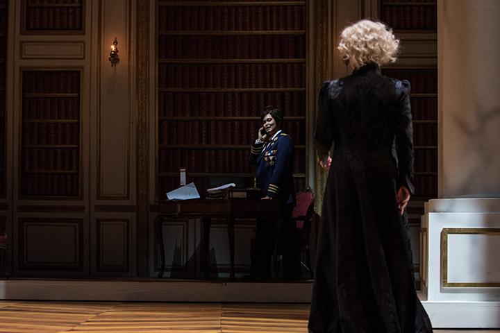 La clemenza di Tito  Jessica Eccleston, Brigitte Geller © Sakher Almonem