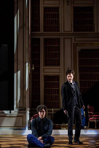 La clemenza di Tito  Jessica Eccleston, Florence Losseau © Sakher Almonem