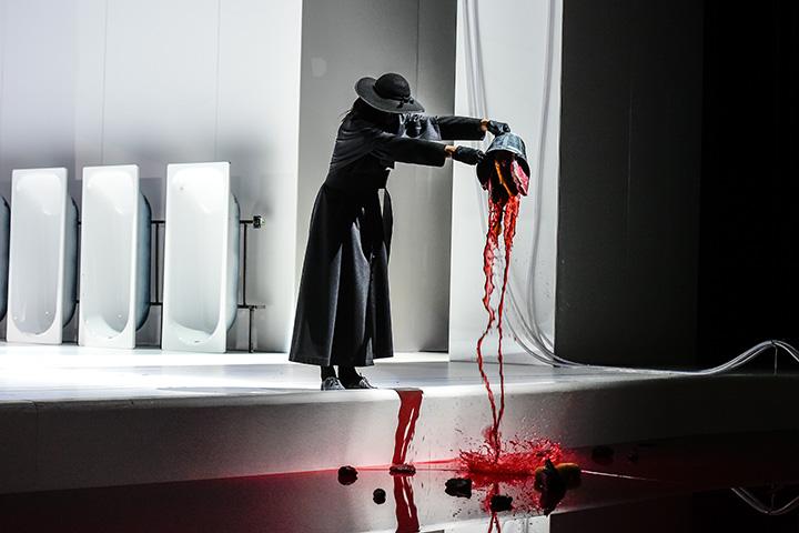 Macbeth  Yu-Teng Huang © Dieter Wuschanski