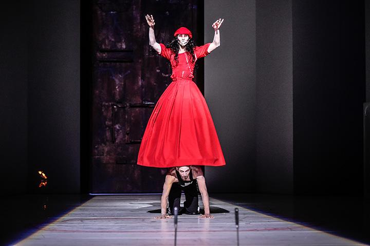 Macbeth  Pavel Povrazník, Andressa Miyazato © Dieter Wuschanski