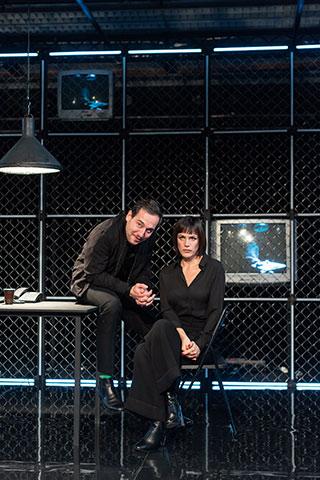 Heilig Abend  Clemens Berndorff, Gunda Schanderer © Petra Moser