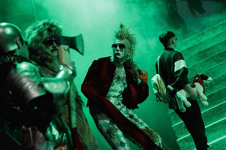 Der Zauberer von Oz  © Florian Voggeneder