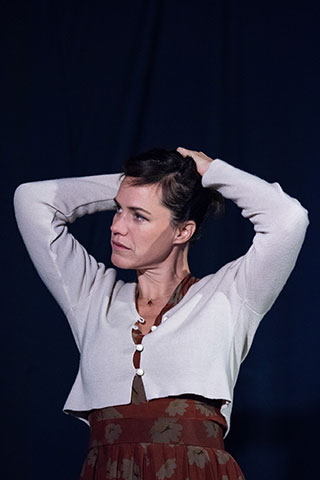 Der Weibsteufel  Gunda Schanderer © Petra Moser