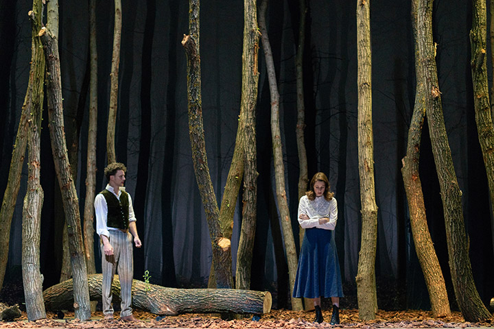 Der Wald Benedikt Steiner, Anna Rieser © Petra Moser