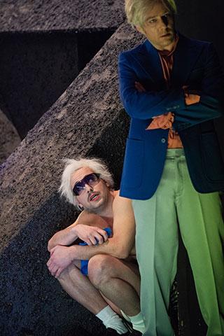 Was geschah, nachdem Nora ihren Mann verlassen hatte  Clemens Berndorff, Alexander Julian Meile © Petra Moser