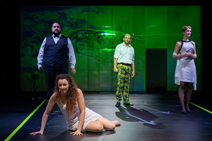The Rape Of Lucretia Ensemble © Petra Moser