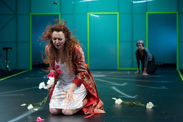 The Rape Of Lucretia Florence Losseau, Sinja Maschke © Petra Moser