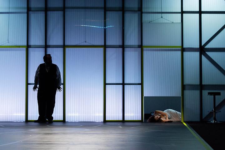 The Rape Of Lucretia Rafael Helbig-Kostka, Florence Losseau © Petra Moser