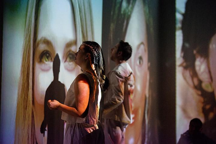 Prometheus Unbound  Angela Waidmann, Alexander Julian Meile © Petra Moser
