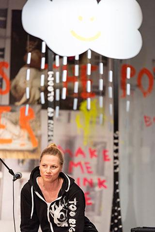 Binge Living  Corinna Mühle © Petra Moser