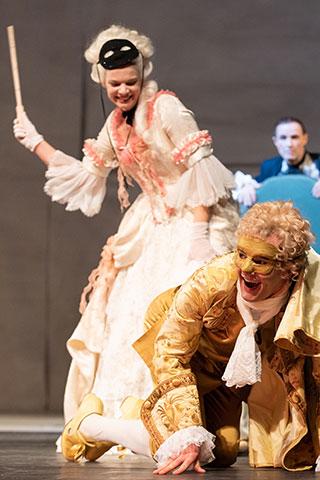 Amadeus Lorena Emmi Mayer, Daniel Klausner, Christian Higer © Petra Moser