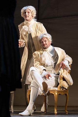 Amadeus Benedikt Steiner, Alexander Hetterle © Petra Moser