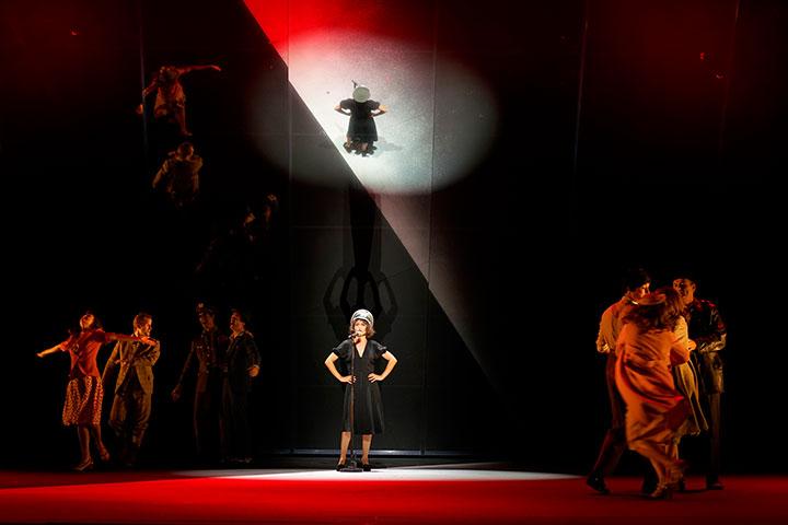 Piaf Daniela Dett, Ensemble © Reinhard Winkler