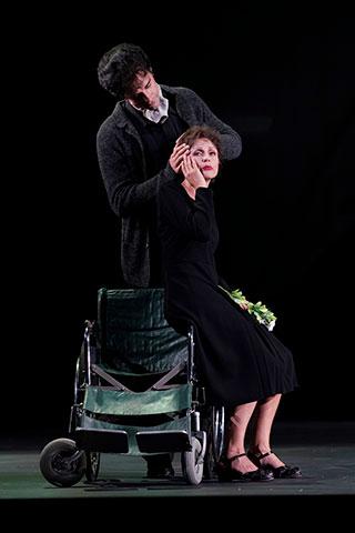 Piaf Christian Fröhlich, Daniela Dett © Reinhard Winkler