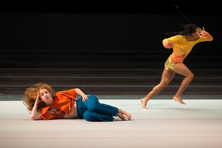 Bilder einer Ausstellung  Evi van Wieren, Pedro Tayette © Laurent Ziegler