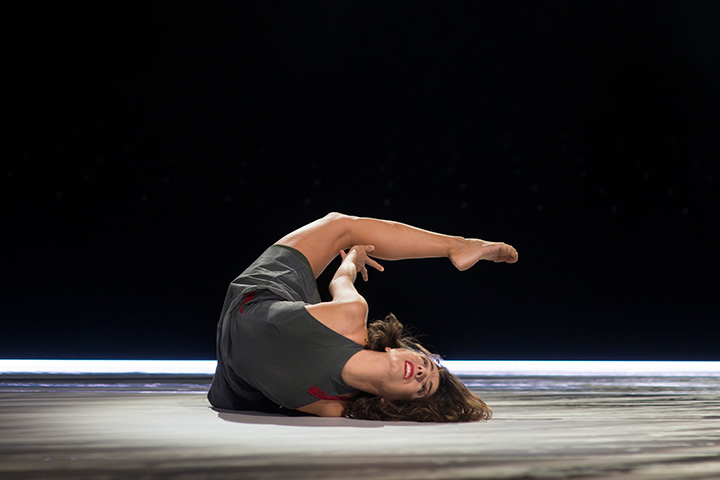 Bilder einer Ausstellung  Lara Bonnel Almonem © Laurent Ziegler