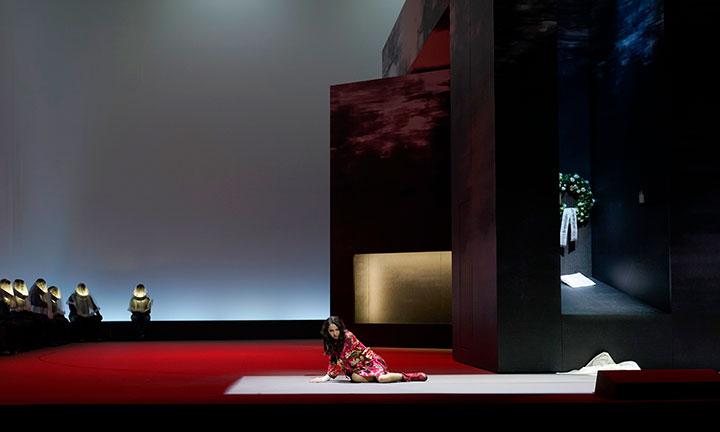 I Capuleti e i Montecchi  Herrenchor, Ilona Revolskaya © Reinhard Winkler