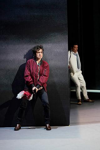 I Capuleti e i Montecchi  Anna Alàs i Jové, Joshua Whitener © Reinhard Winkler