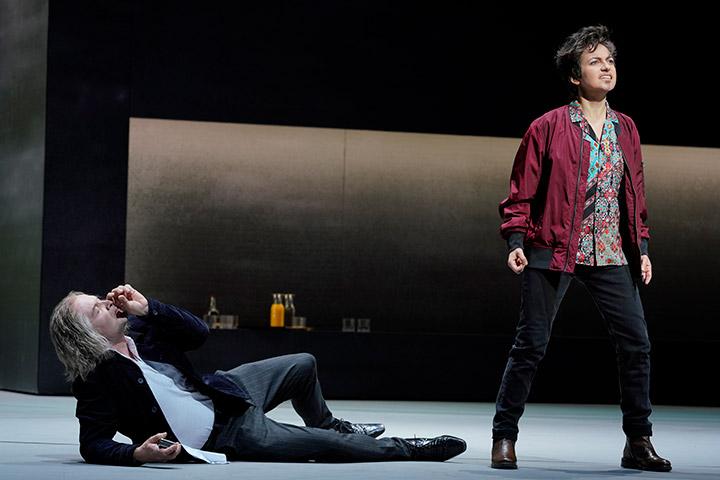 I Capuleti e i Montecchi  Michael Wagner, Anna Alàs i Jové © Reinhard Winkler