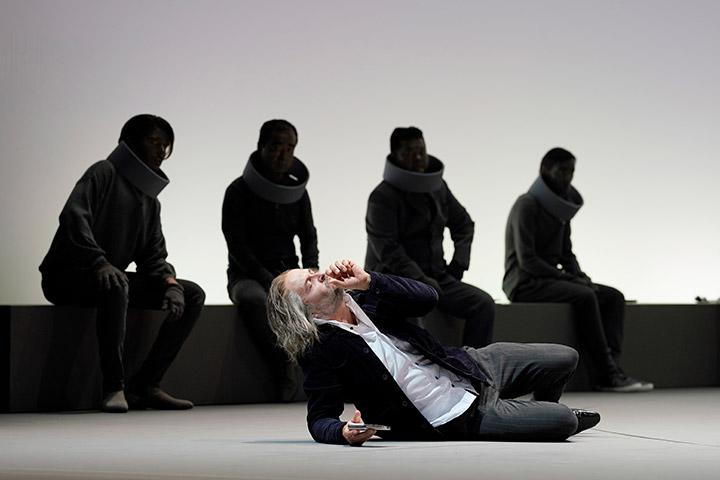 I Capuleti e i Montecchi  Michael Wagner, Herrenchor © Reinhard Winkler