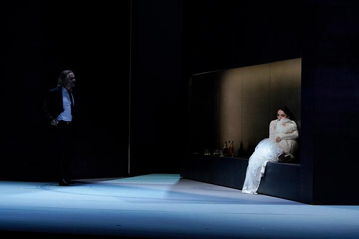 I Capuleti e i Montecchi  Michael Wagner, Ilona Revolskaya © Reinhard Winkler