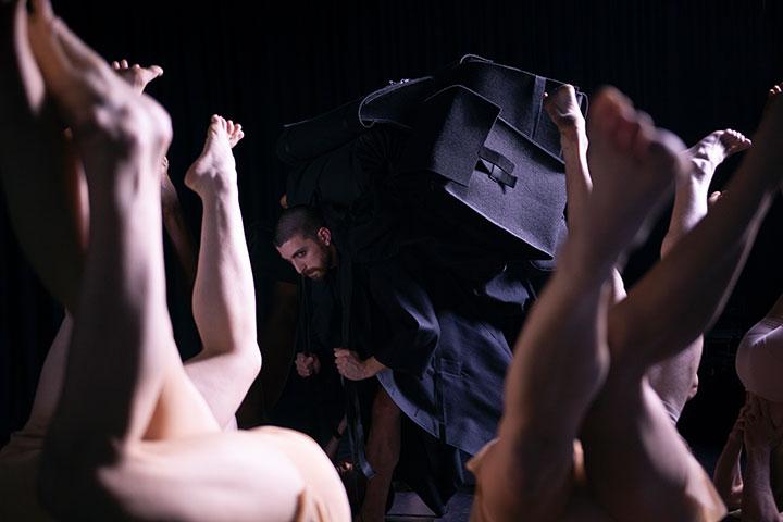 Heroes Vincenzo Rosario Minervini, Ensemble © Philipp Feichtinger, Marlene Reischl