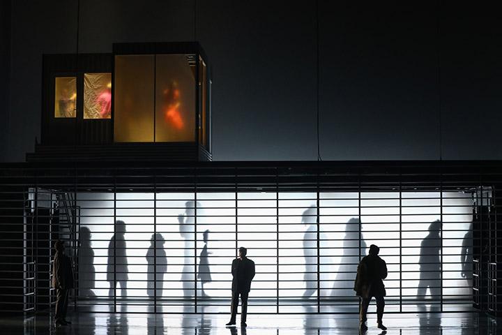 La Bohème  Ensemble © Barbara Pálffy