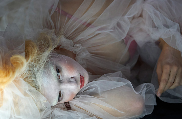 Open Air: Gefährliche Liebschaften  Lorena Emmi Mayer © Herwig Prammer