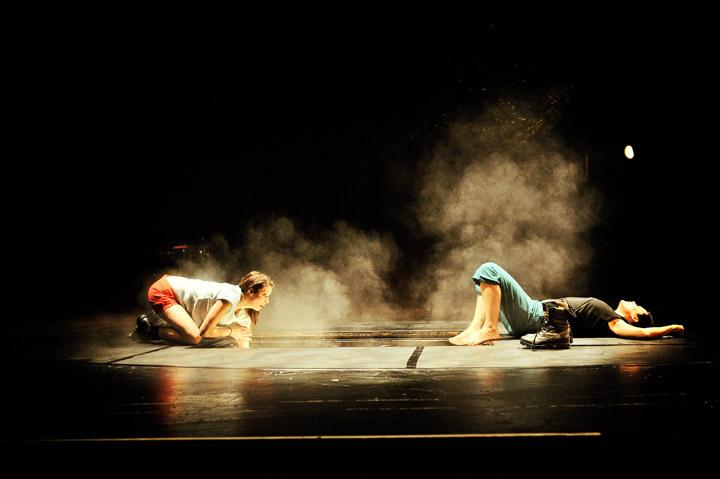 Othello Anna Eger, Gunda Schanderer © Patrick Pfeiffer