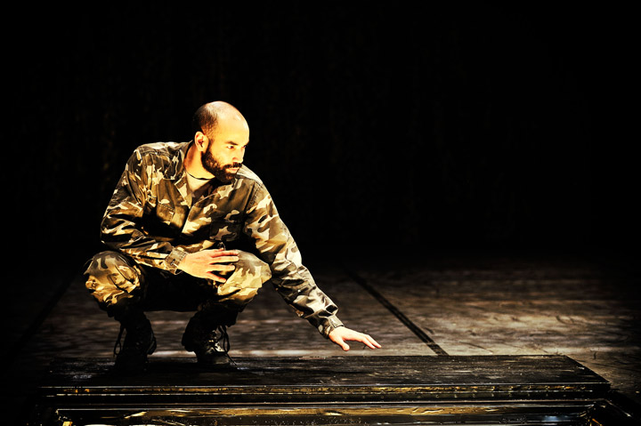 Othello Markus Subramaniam © Patrick Pfeiffer