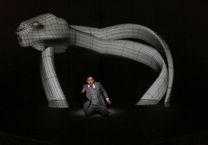 Die Zauberflöte Iurie Ciobanu © Reinhard Winkler