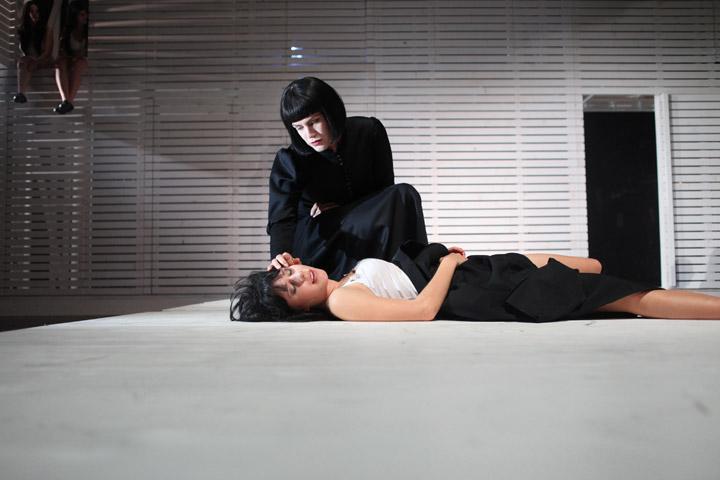 Hexenjagd Sophia Haider, Gunda Schanderer © Christian Brachwitz